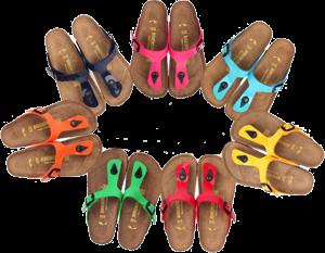Birkenstock sandalen en slippers voor kinderen
